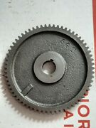 64 South Bend 9 10k Metal Lathe 64 Tooth Change Gear 3/8 Thick 9/16 Bore