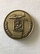 Us Army Military Freefall Special Forces School Challenge Coin