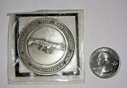 Fnh Fn Scar Rifle Challenge Coin Scar 16 Scar 17 New In Package Coin Gun
