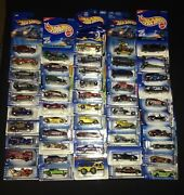 Mixed Lot Of 300 Hot Wheels No Fantasy Cars Or T-hunts Included In This Lot.