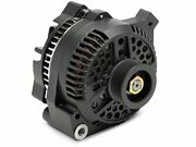 Ford Mustang 1 Wire One Wire High Output Alternator 120amp Flat Black Small Case
