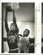 1939 Press Photo Basketball - Ron Bell Of Curtis And Jason Smother Of Destrehanand039s