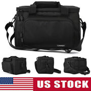 Large Fishing Tackle Bag Pack Outdoor Waist Shoulder Tote Lure Storage Box Usa
