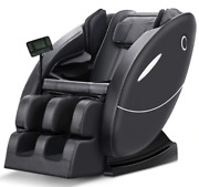 Electric Full Body Relaxation Massage Chair Zero Gravity Elegant Touch Screen Co