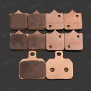 Brand New Front Rear Metal Brake Pads Fit For Ducati 749/999 2003-06 998 2002-04