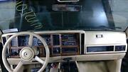 91-96 Jeep Xj Cherokee Dashboard Assembly Includes Glovebox/door Sold Bare