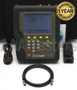 Trilithic 860 Dspi Multi-function Cable Analyzer Catv Meter 860dspi