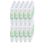 1-50 Pack T33 Inline Post Carbon Water Filter Whole House Ro Replacement 1/4 Qc