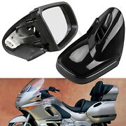 2x Rearview Side Mirror Motorcycle For Bmw K1200 / K1200lt/ K1200m 1999-2008 Usa