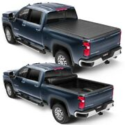 Truxedo Sentry Tonneau Roll Up Hard Cover For Gm Silverado Sierra 6.9and039 Short Bed