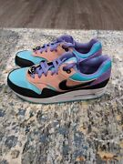 New Nike Air Max 1 Andldquohave A Nike Dayandrdquo Kids Youth Gs Size 5.5 Womenandrsquos 7 Shoes