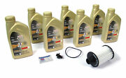 Oil Change Kit With Filter Castrol Edge 0w-20 Oil And Reminder Sticker