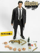 16 Blackbox Bbt9001 Hell Detective Keanu Reeves 12and039and039 Male Action Figure