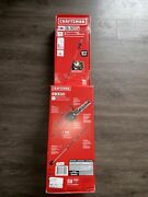 Craftsman 10 Corded Chainsaw With Extension Pole Cmecsp610