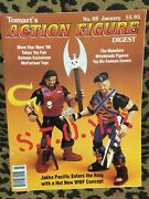 Action Figure Digest Lot 6 Wrestling, Fighting, Etc - 6 Issues