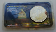 Littleton Genuine 2000 Uncirculated 1 Ozt 999 Silver 1 American Eagle Coin