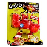 Heroes Of Goo Jit Zu 41012 Super Size Blazagon W Lights And Sounds