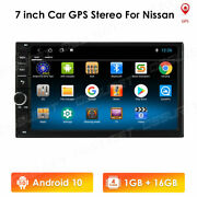 Android 10 Car Dvd Radio Gps Stereo For Nissan Frontier Pathfinder Tiida Wifi 4g