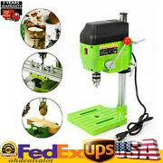 480w Electric Drill Press Stand   Small Power Drilling Tool Mini Work Bench Sale