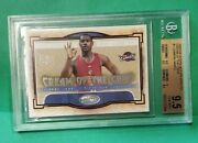 2003-04 Hoops Hot Prospects Cream Of The Crop Lebron James 1 Of 15 Coc Bgs 9.5