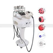 New Arrival Velashape V10 Vacuum Rf Body Fat Removal And Face Skin Care Machine