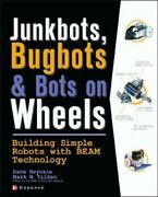 Junkbots, Bugbots And Bots On Wheels, Hrynkiw 9780072226010 Free Shipping..