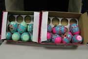 Lot Of 14 - Lol Surprise Letand039s Be Friends Series 1 Dolls Eggs - New Sealed Rare