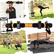 Fitness Portable Smart Cable Home Gym | All-in-one Machine W/bluetooth -