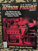 Action Figure Digest Lot 10 Hollywood Icons - 7 Issues