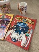 Ringling Brothers And Barnum Bailey Circus 1981 Program