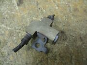 1970 70 Chevelle Ss 454 396 Ls6 L78 Rear Brake Hold Off Proportioning Valve Gm