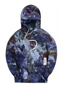 Kith X Advisory Board Crystals Hoodie Storm Dye Size Large - Same Day Shipping