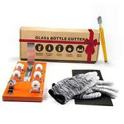 Bottle Cutter And Glass Cutter Bundle - Diy Machine For Cutting Wine Beer