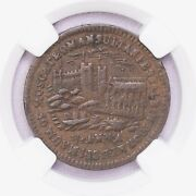 Ngc-au55bn Ah13111894 Musc And Oman City View 1/4anna Nice Condition