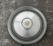 1970 Cadillac Deville Fleetwood Calais Rwd Stainless Rim Hubcap Wheel Cover 71