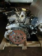 Engine 2010-2011 Saab 9-3 2.0l 4cyl Motor Front Wheel Drive Only