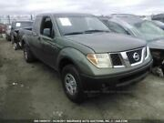 Passenger Front Door Without Body Side Moulding Fits 05-11 Frontier 871887