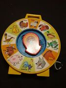 Mattel See N' Say The Farmer Says 1983 Plays 12 Animal Sounds Works Vintage