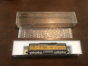 Atlas N Scale Union Pacific Emd Sd 7's Locomotive 4513 With Case Made In Japan