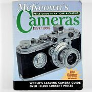 Price Guide To Antique And Classic Cameras 1997-98 Paperback Book The Fast Free