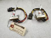 2 Pcs. Nos D0dz-18578-a 3 Position Heater Switch New Old Dealer Stock Ford Oem