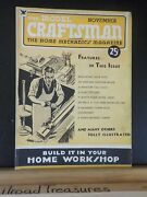 Model Craftsman Rmc 1934 November Erie Old Timer Stopping The Trains 8 Wheel Swi
