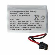 For Bg0004 Bg004 Cordless Home Phone Replacement Battery Pack Atandt 3095 3470