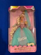 Barbie As Rapunzel 1994 First Edition Collector Edition Doll