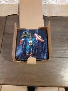 1993 Marvel Masterpieces Full Set + Inserts Factory Sealed In Tin Lmtd To 35,000