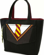 Loungefly Harry Potter Cosplay Suit And Tie Crossbody Bag - Nwt
