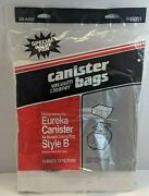 Sears Canister Vacuum Cleaner Bags Eureka Canister Style B Read Desc 15pk