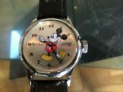 Watch Disney Official Recognition Mikki Mouse Automatic Winding