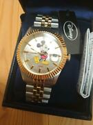 Disney Mickey Mouse Watches Mens Sun Flame