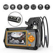Endoscope Camera Dual Lens 1080p 2.0mp Hd Inspection Car Sewer Drain Inspection